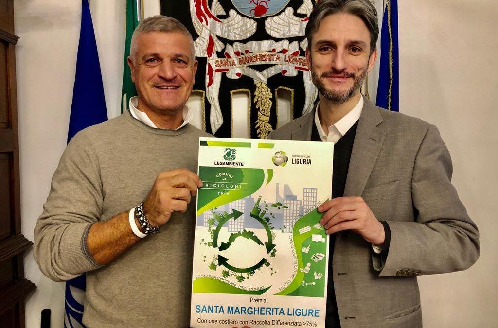 SESTRI LEVANTE E SANTA MARGHERITA LIGURE COMUNI RICICLONI 2019