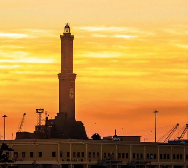Docks Lanterna su Genova Impresa